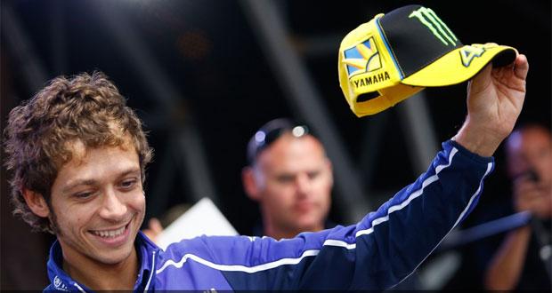 Valentino Rossi forma equipe para a Moto3
