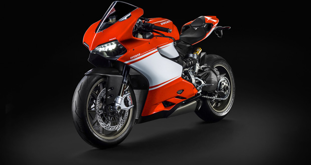 Ducati revela nova 1199 Superleggera