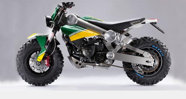 Caterham revela primeiras motos da marca