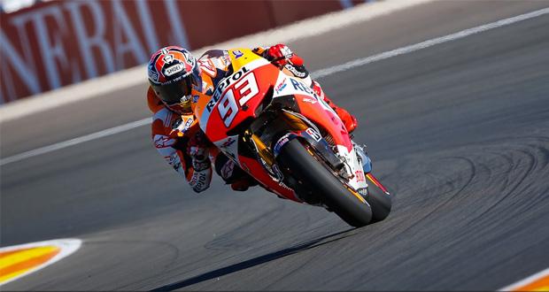 MotoGP: Márquez é o mais rápido em Valência nesta sexta