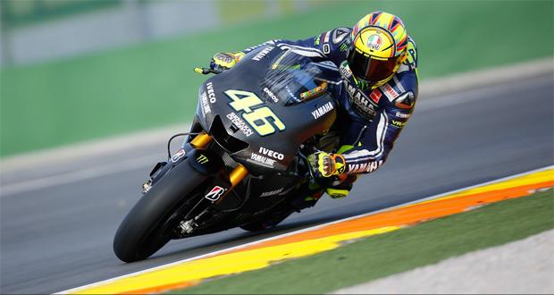 Valentino Rossi pode se aposentar em 2014