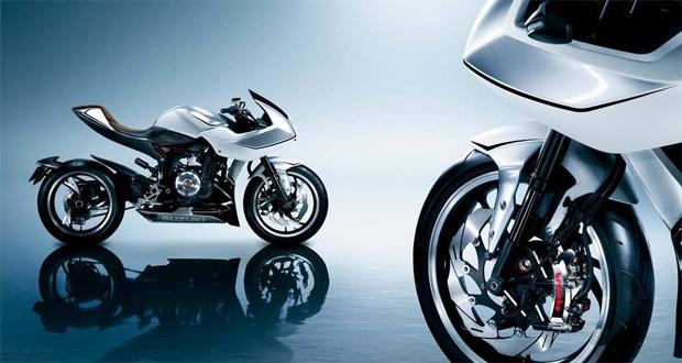 Suzuki mostra Recursion Concept