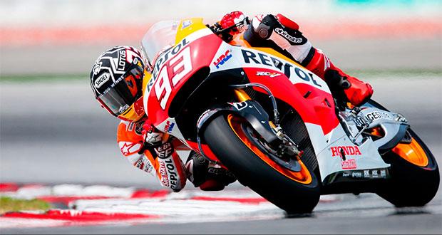 MotoGP: Márquez lidera primeiro dia de testes em Sepang