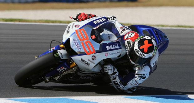 MotoGP: Lorenzo encerra testes na Austrália com melhor tempo