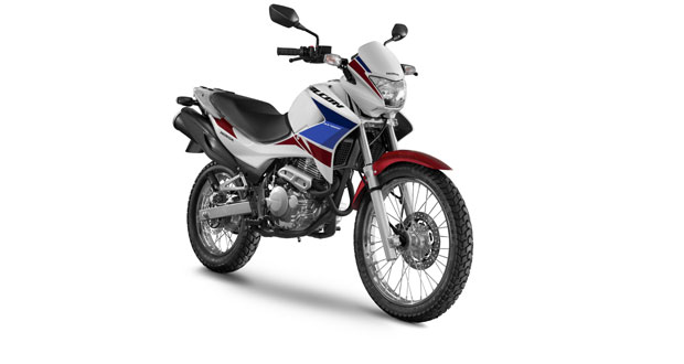 Honda NX 400i Falcon Special Edition chega por R$ 16.990