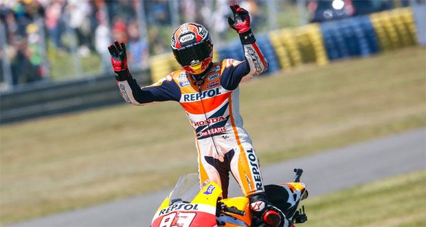 MotoGP: Márquez vence quinta seguida em 2014