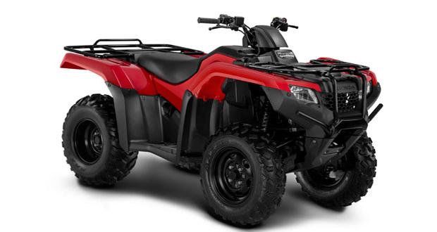 Honda apresenta TRX 420 Fourtrax 2014
