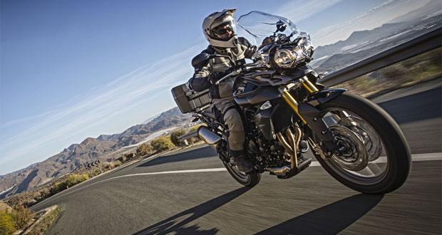 Triumph: 5.000 motos produzidas em Manaus