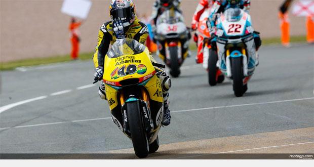 Viñales deve subir para a MotoGP em 2015 com a Suzuki