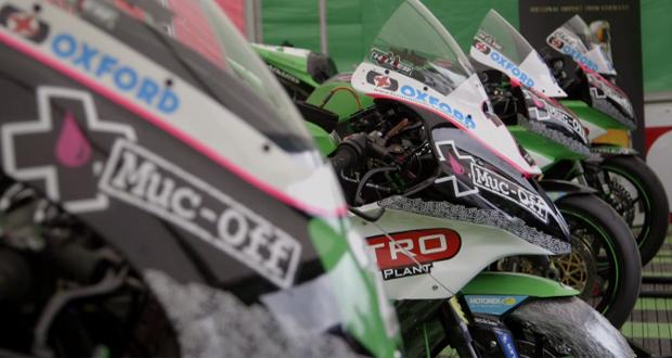 Kawasaki divulga vídeo sobre o TT da Ilha de Man