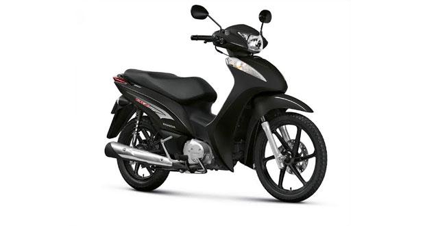 Honda lança Pop 100 e Biz 125 versão 2015