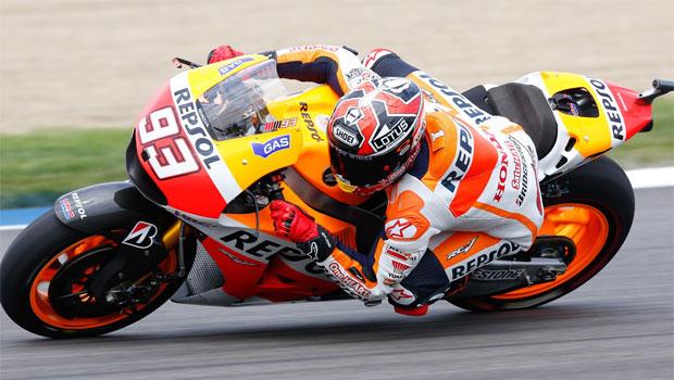 MotoGP: Márquez vence prova em Indianápolis