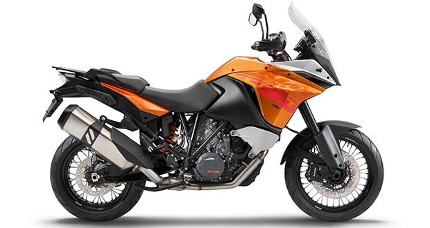 KTM 1190 Adventure chega ao Brasil por R$ 79 mil