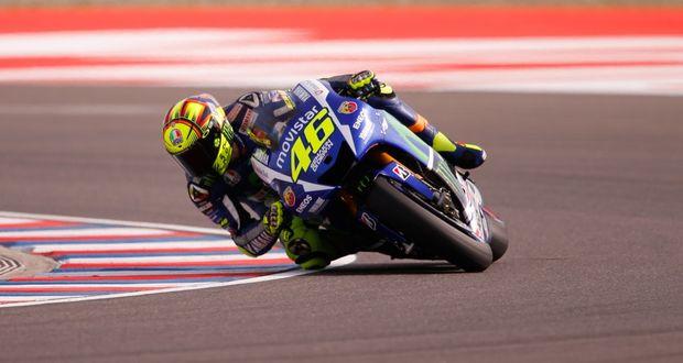 MotoGP: Rossi dá novo show na Argentina