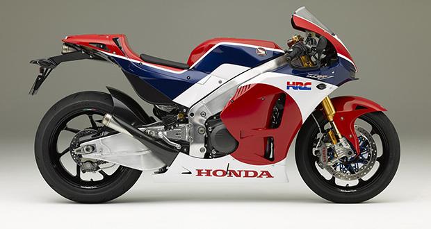 Honda revela RC213V-S