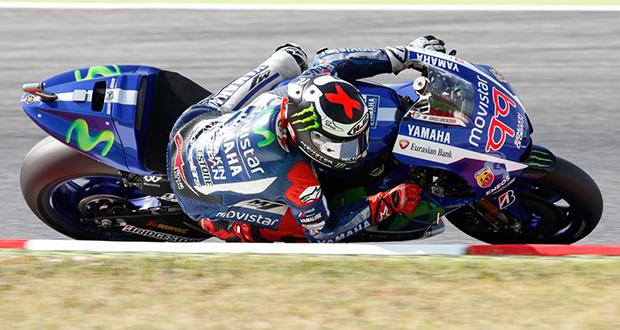 MotoGP: Lorenzo volta a vencer na Catalunha