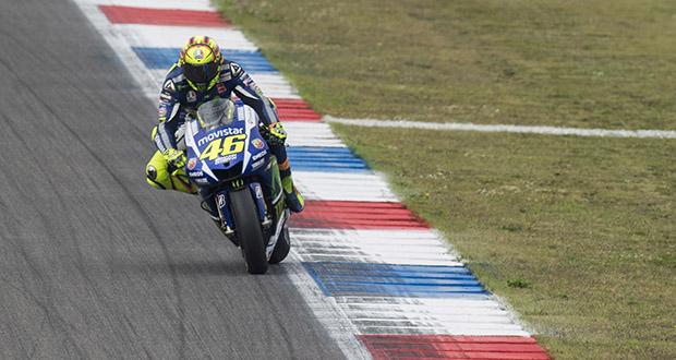 MotoGP: Rossi faz a pole em Assen