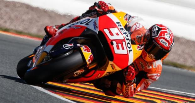 MotoGP: Márquez vence em Sachsenring