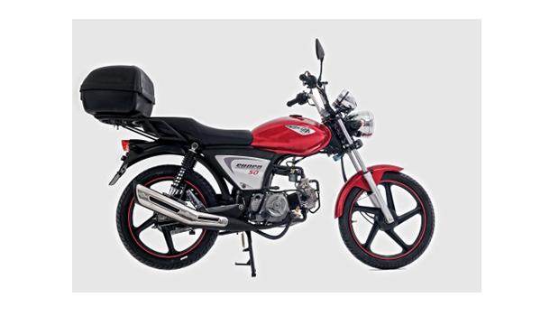 Denatran determina emplacamento das motos de 50cc pelos Detrans