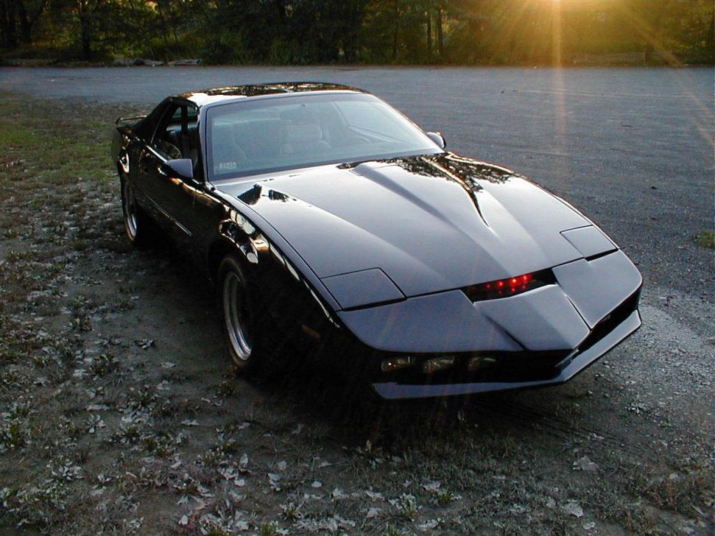 A Super Maquina - KITT, um Pontiac TRansAm