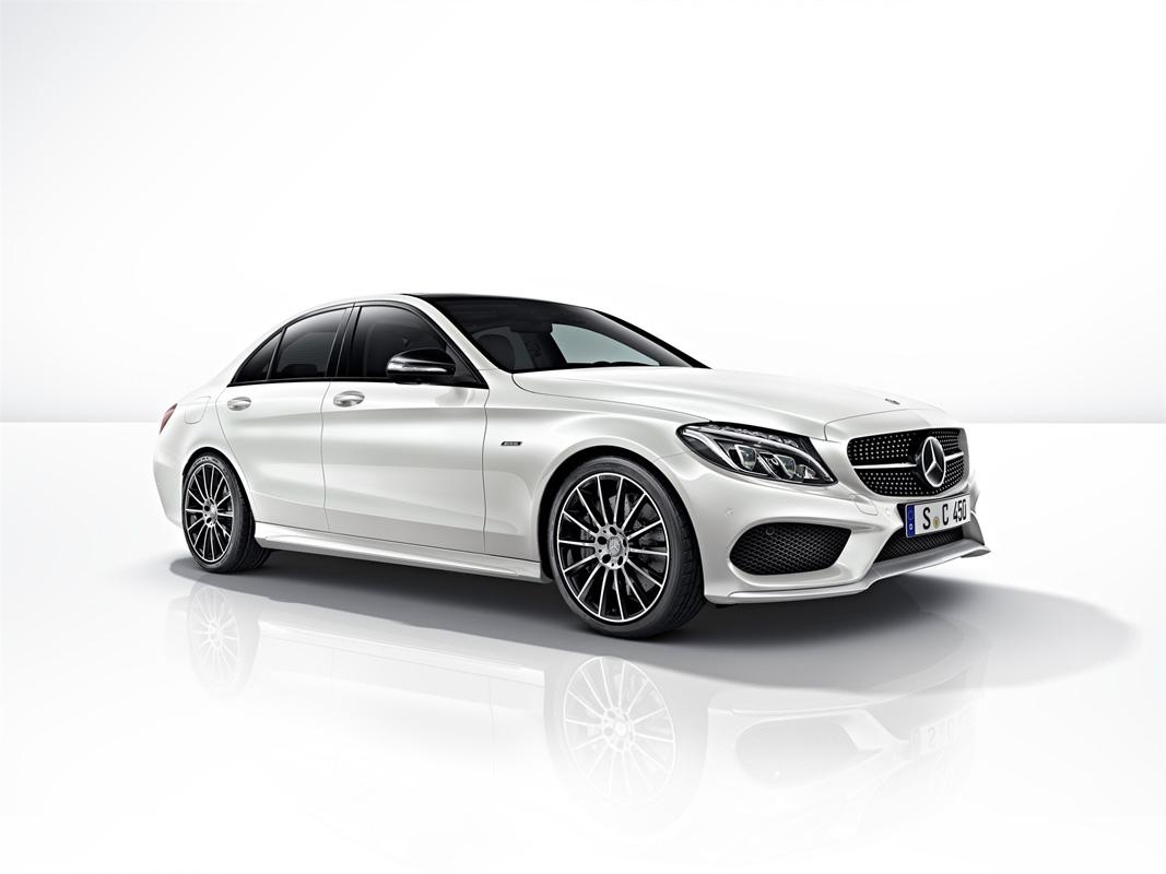 Mercedes-Benz C 450 AMG