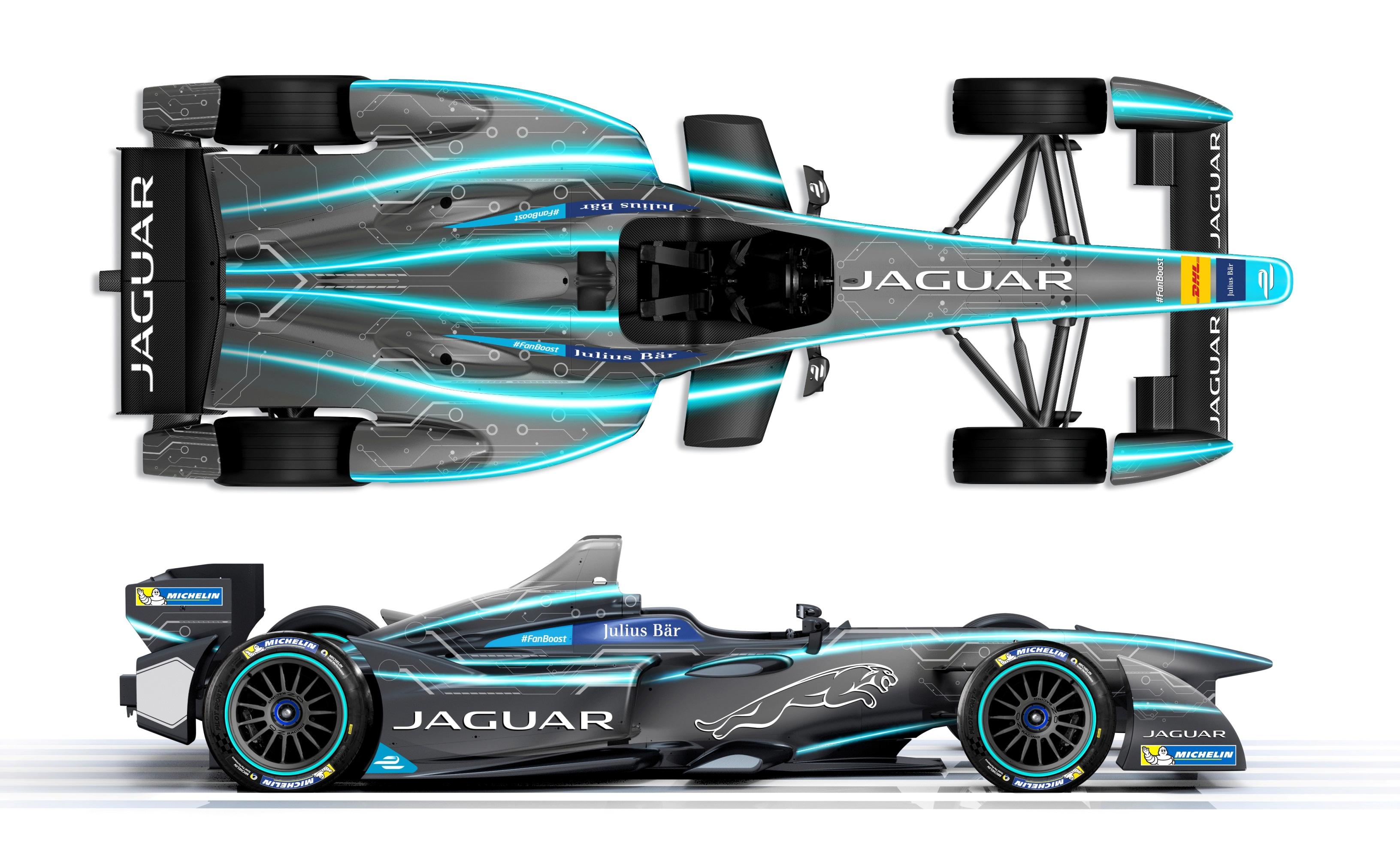 Jaguar na Formula E