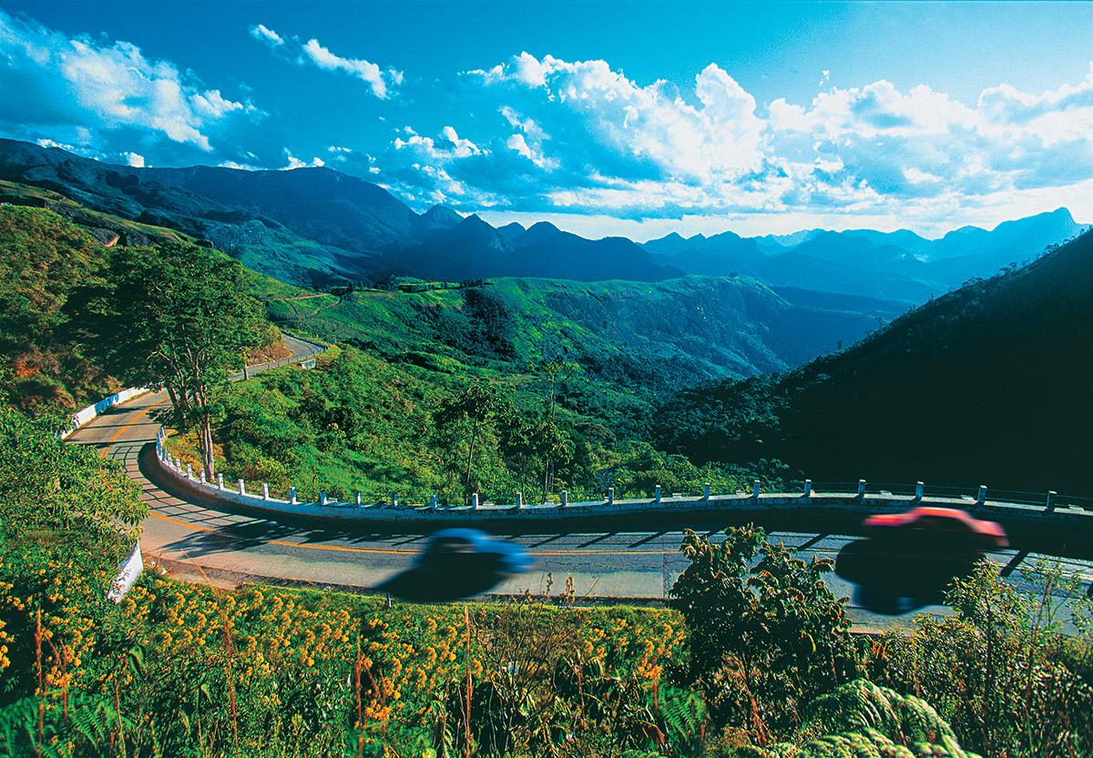 BR-495 Teresópolis - Itatiaia