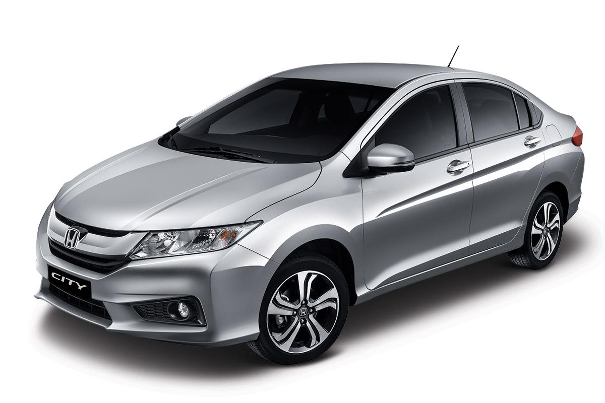 Honda City EXL 2016