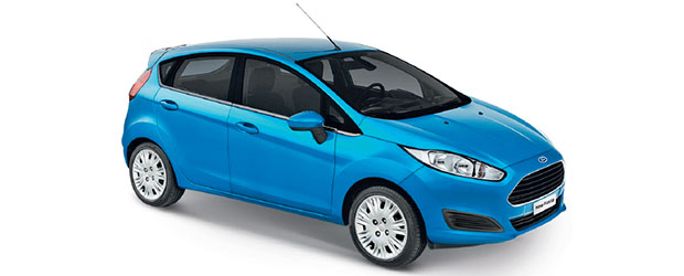 New Fiesta Hatch S