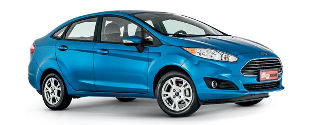 New Fiesta SE