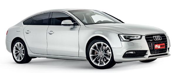 A5 Sportback Ambition
