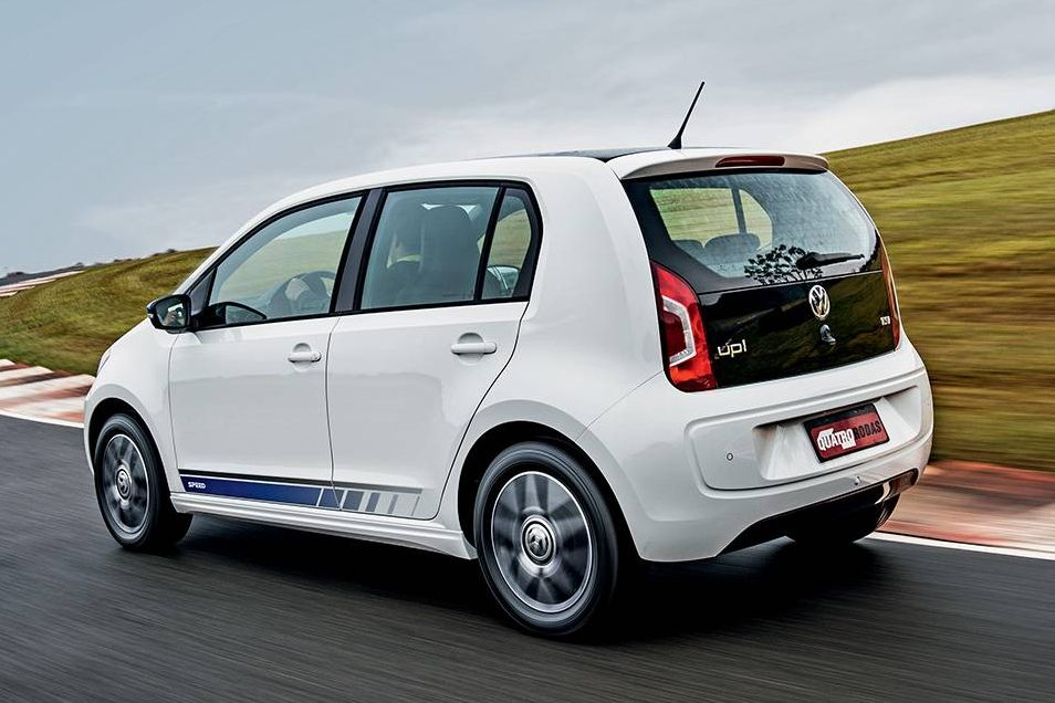 VW Up! TSI