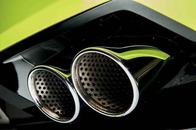 O segredo dos roncos dos motores