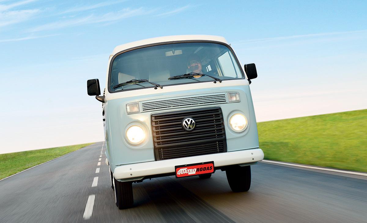 VW Kombi Last Edition