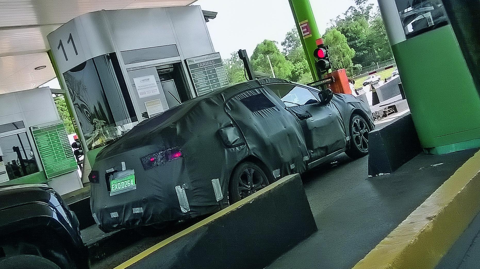 Segredo: novo Chevrolet Cruze