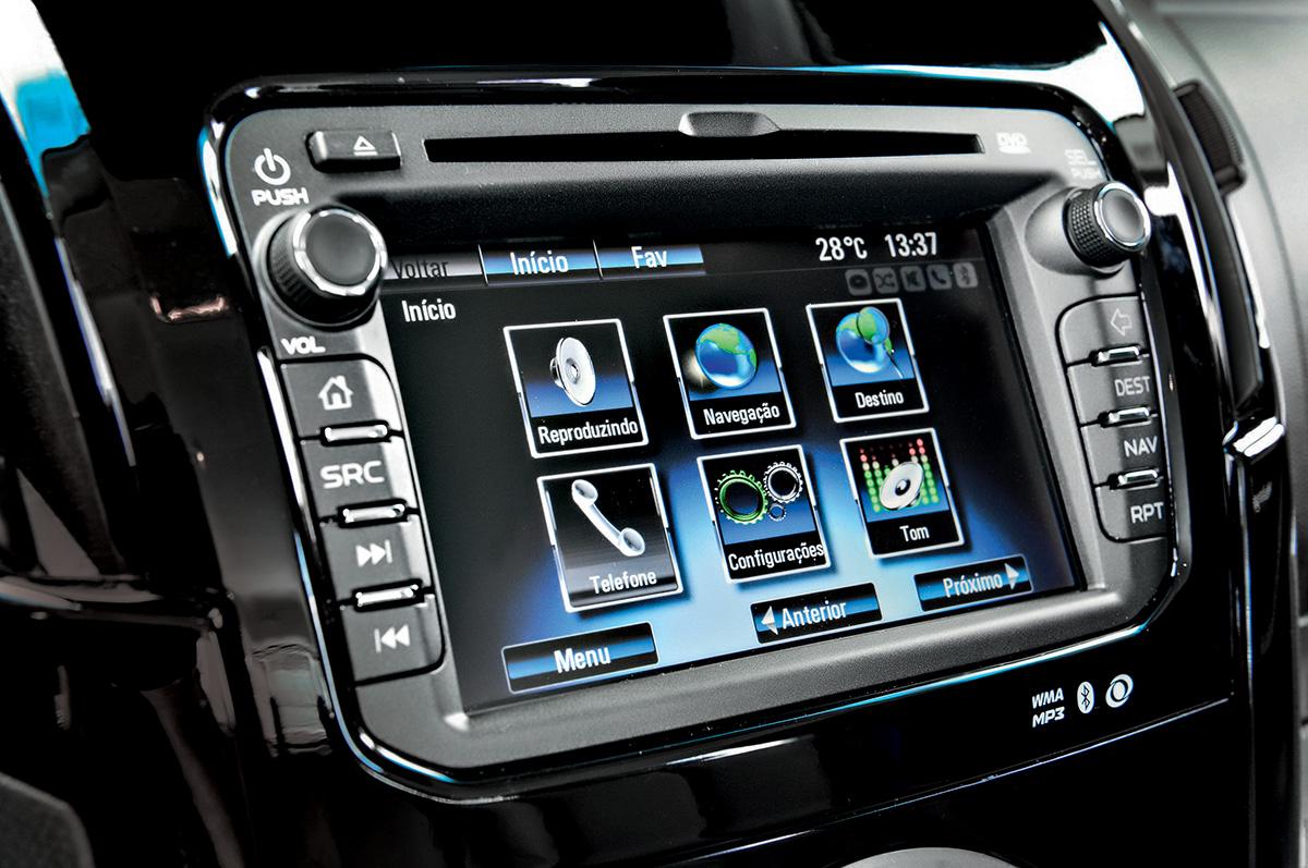 Chevrolet S10 - MyLink