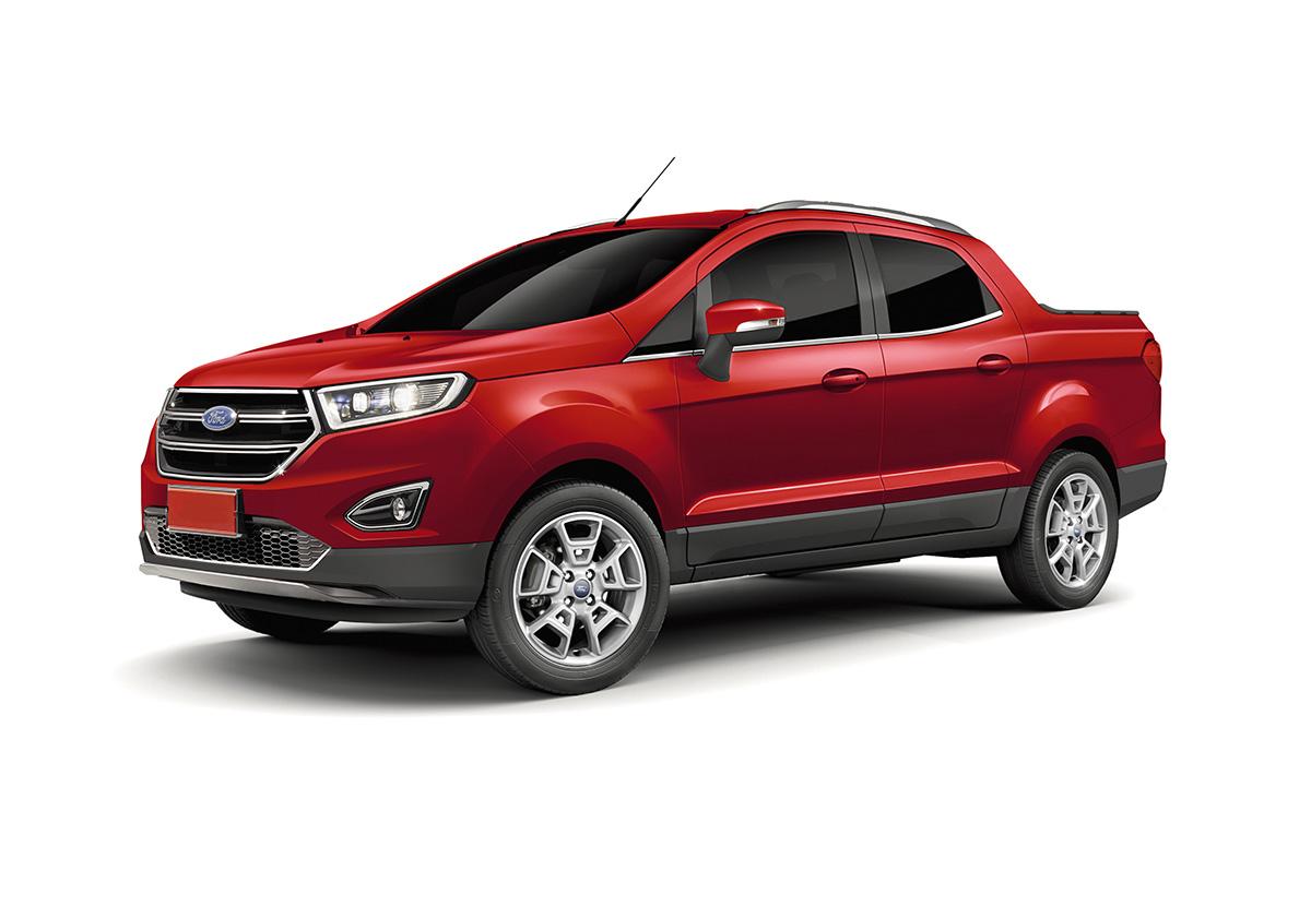 Ford EcoSport picape