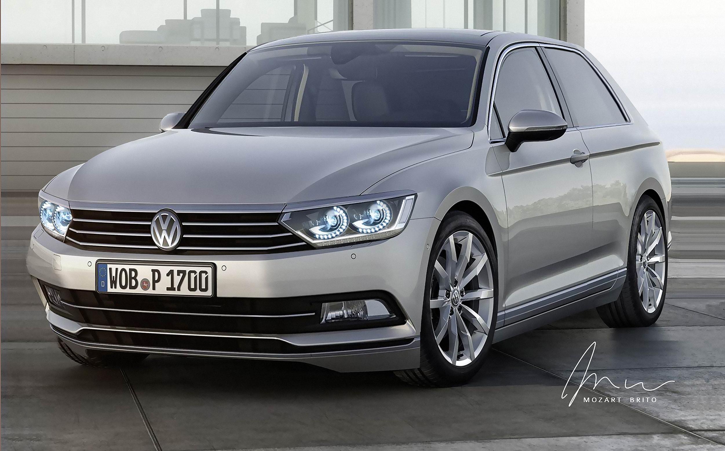 VW Brasilia - Mozart Brito