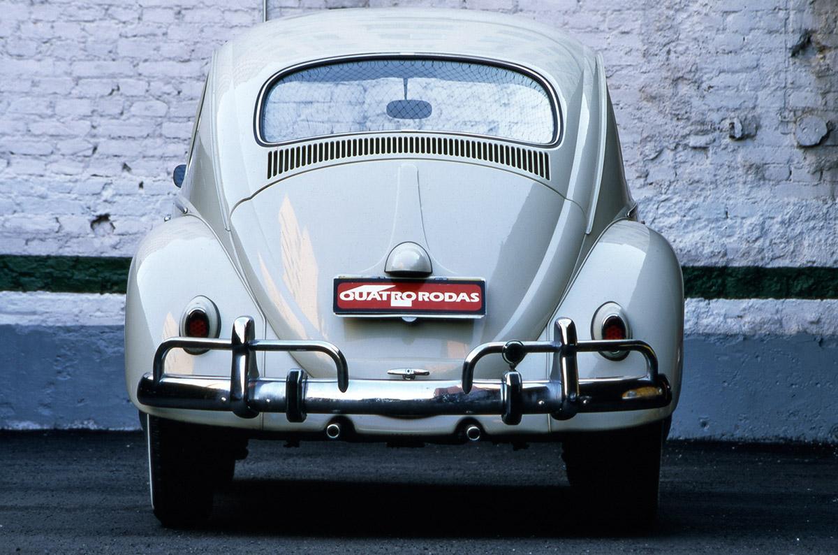 VW Fusca 1200 1961