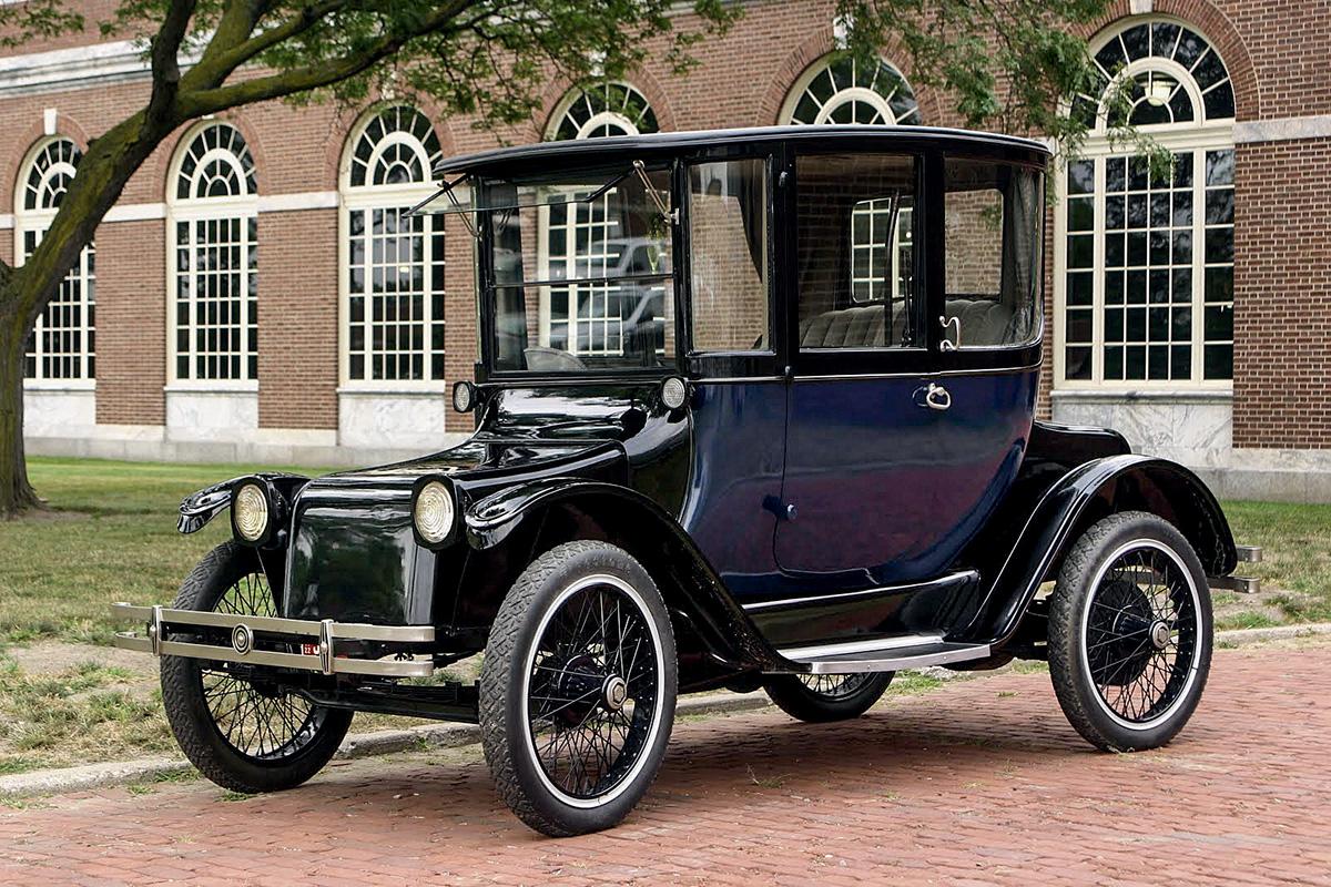 Detroit Electric 1916