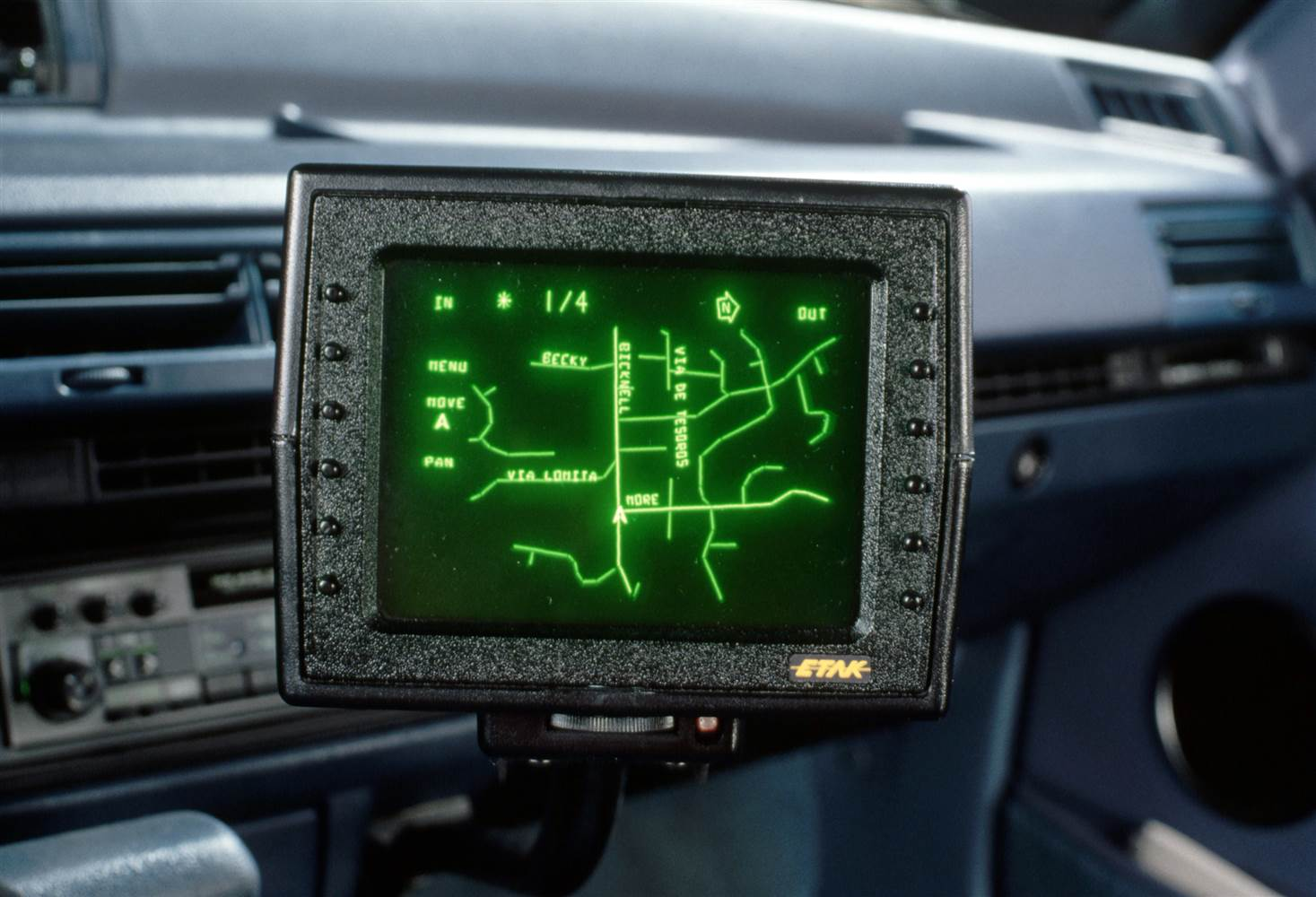 Etak Navigator