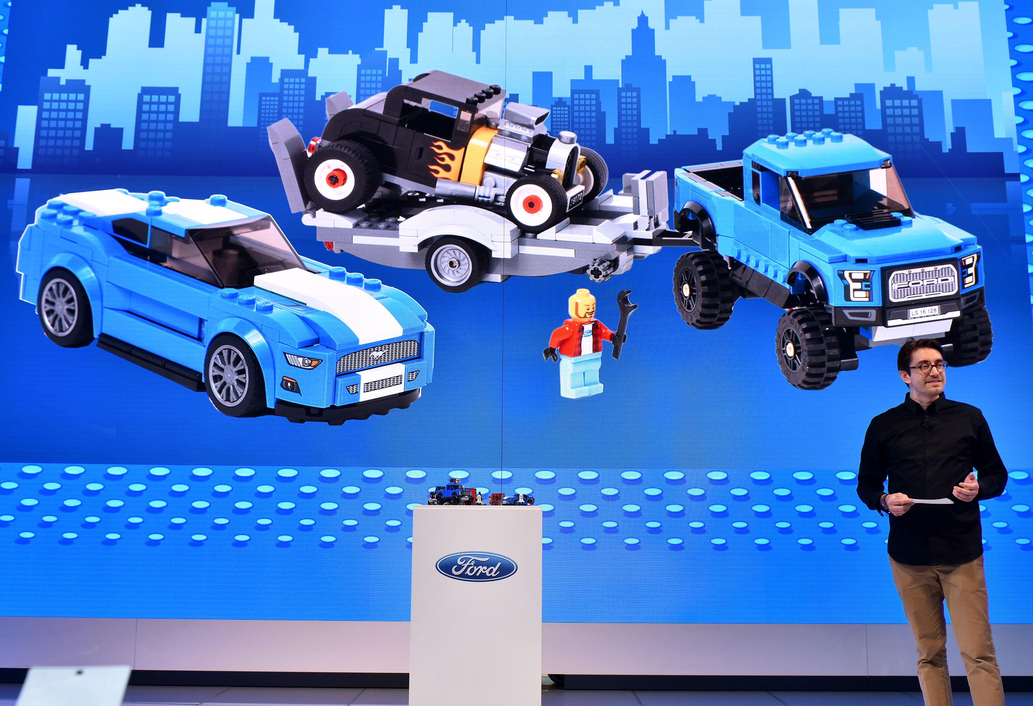 Ford - Lego