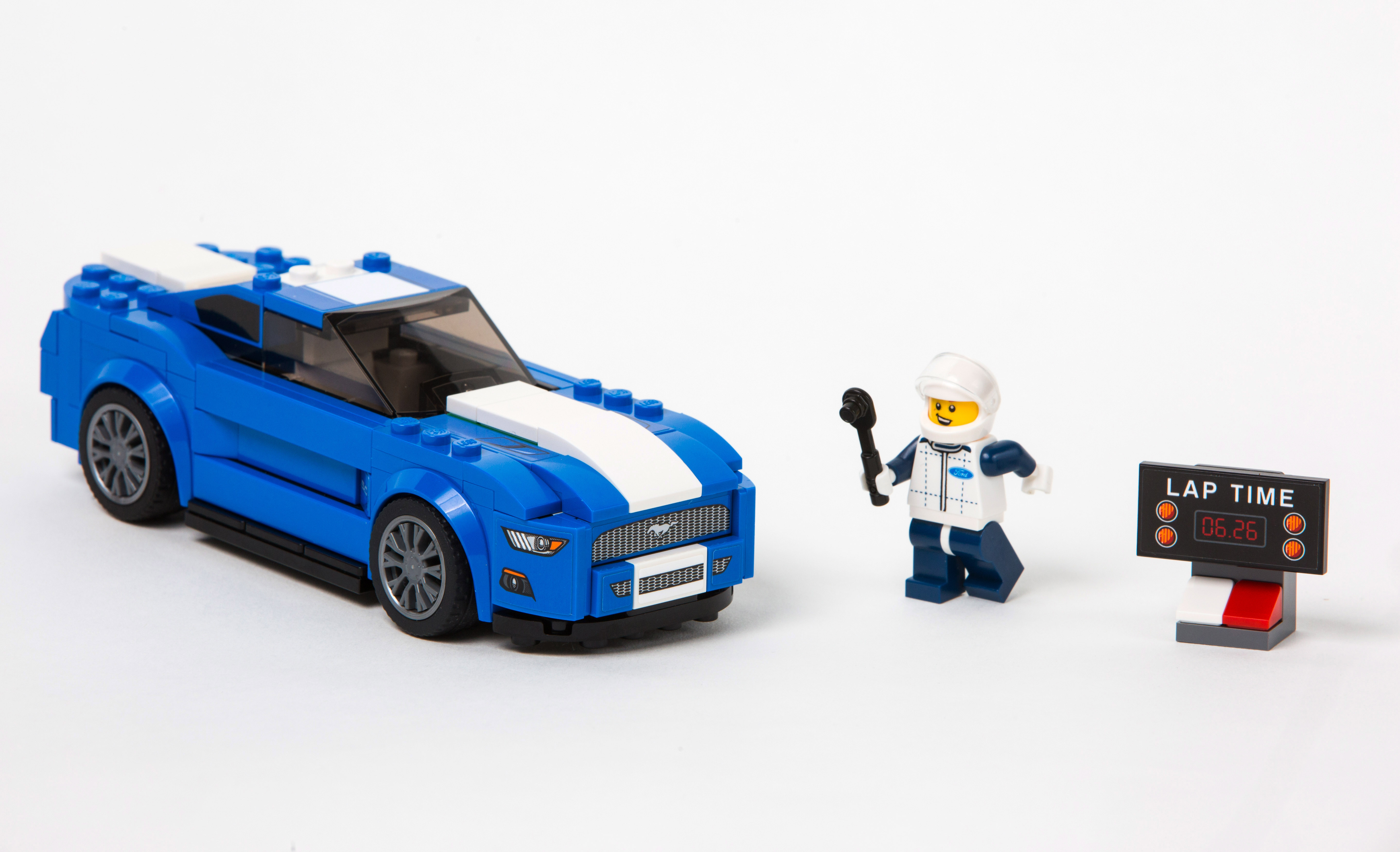 Ford Mustang - Lego