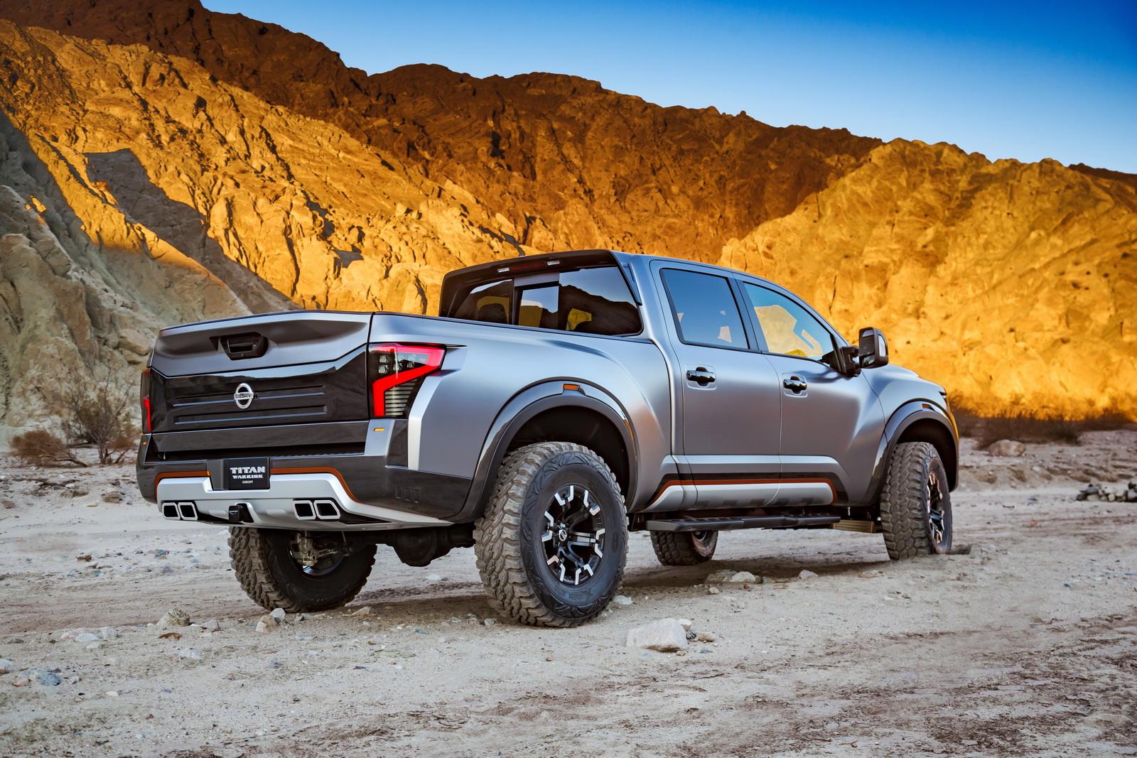 Nissan Titan Warrior 3