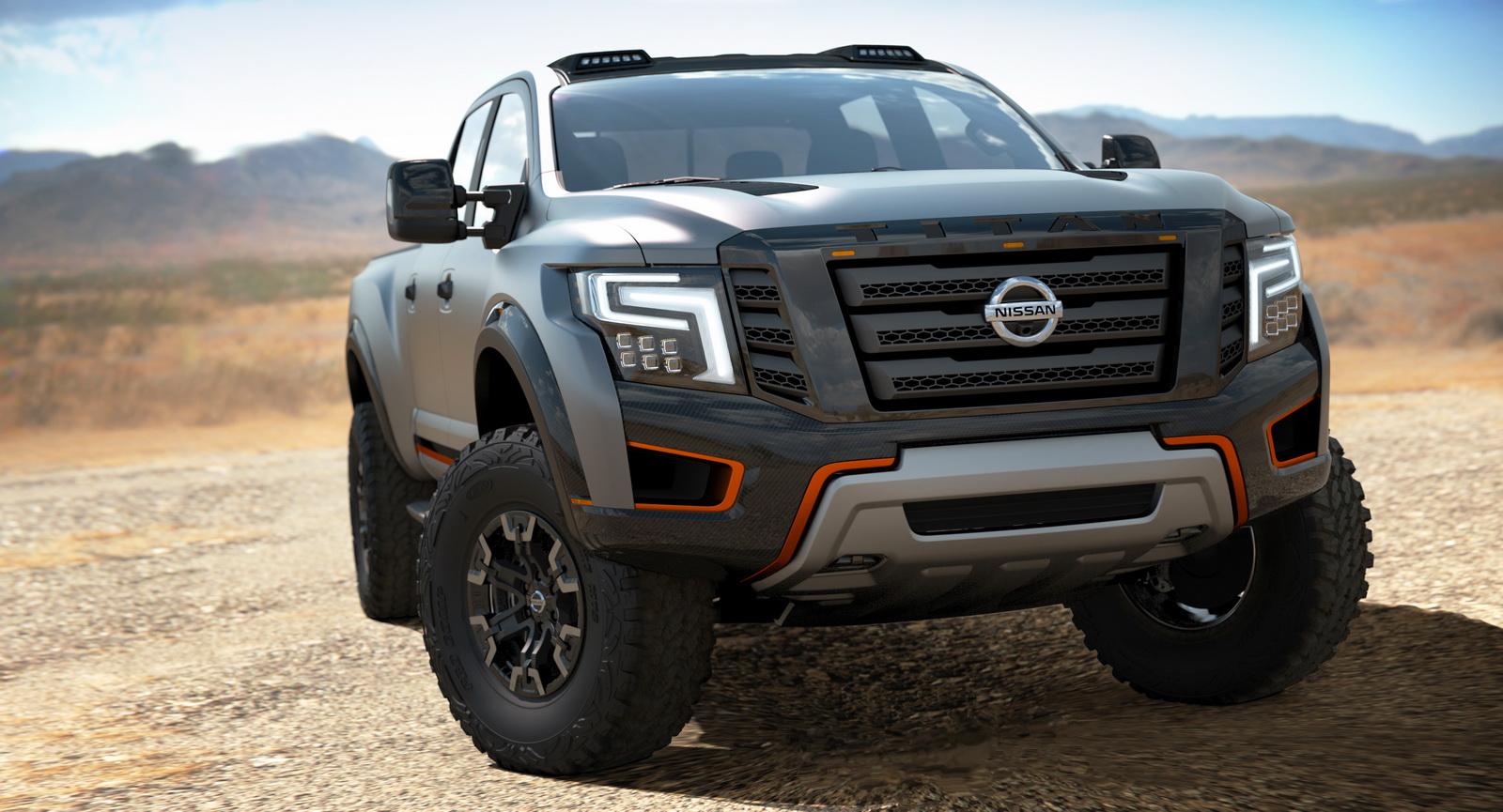 Nissan Titan Warrior 4