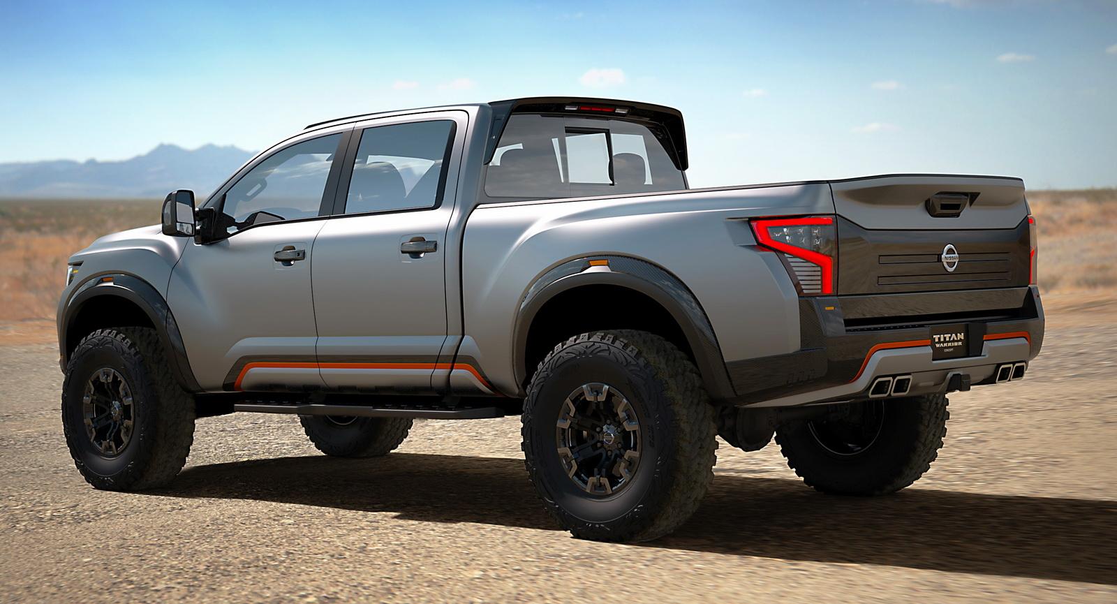 Nissan Titan Warrior 5