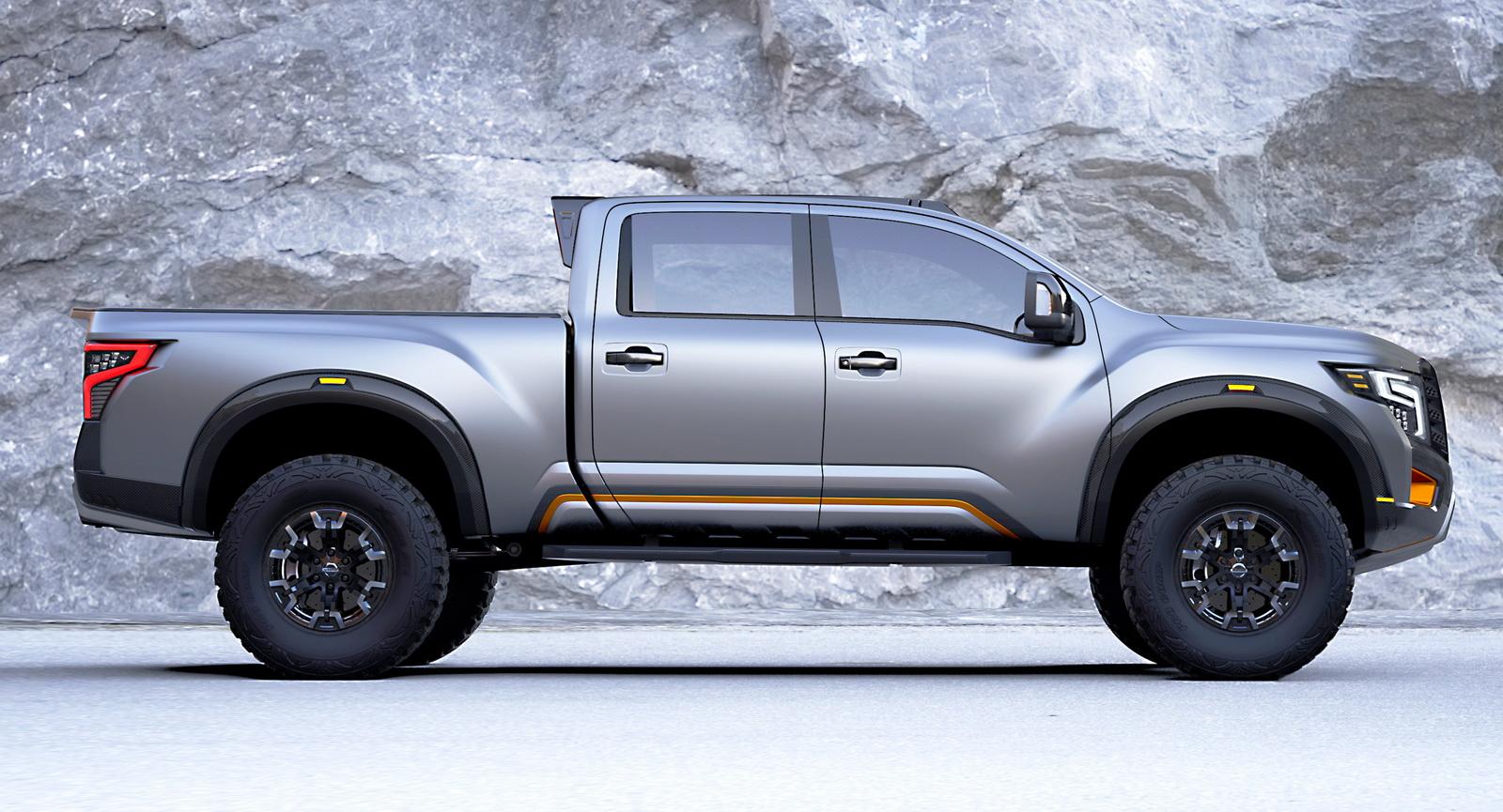 Nissan Titan Warrior 6