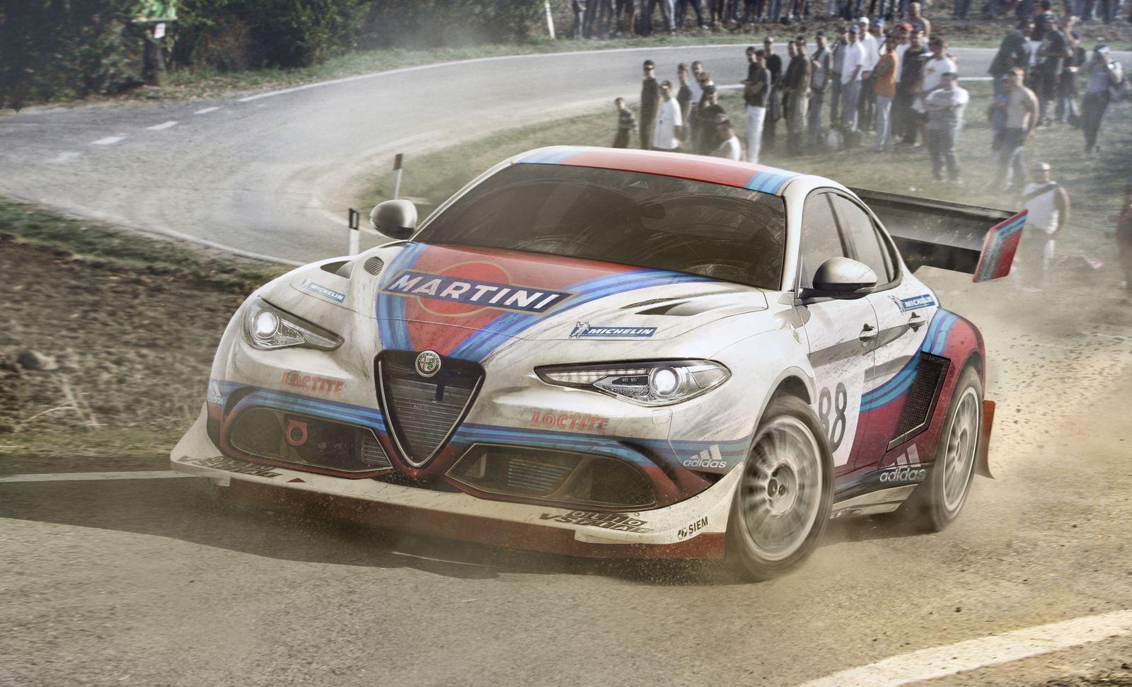 Alfa Romeo Guilia