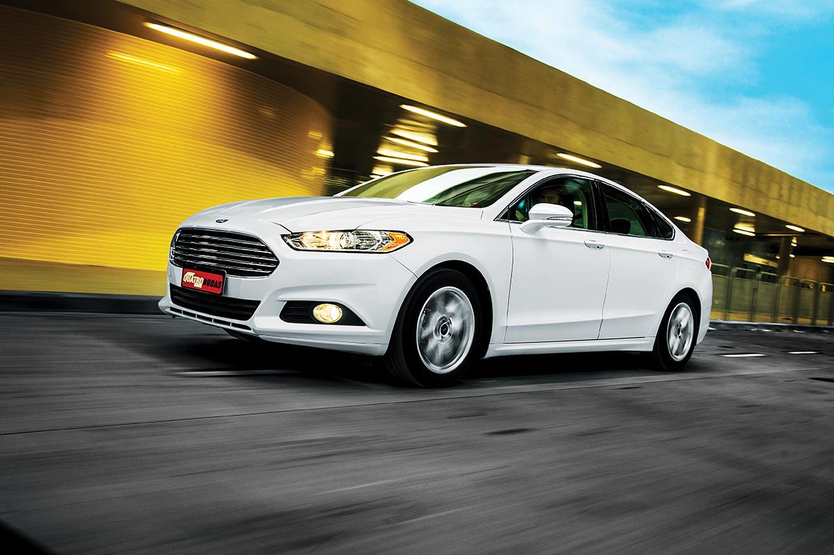 Ford Fusion 2.0 Titanium 2013