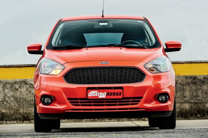 Longa Duração – o desmonte do Ford Ka